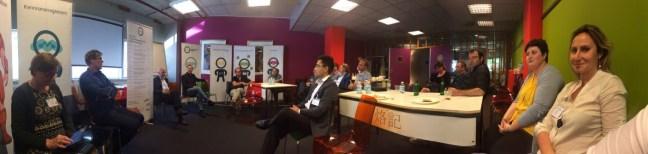 Doc4.0 Forum participants at IEn16 in Utrecht