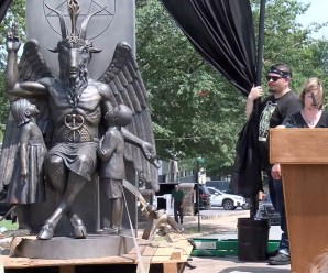 A Newly Approved Religion: The Satanic Temple