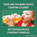 chems not cals