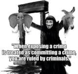 Exposing is a crime