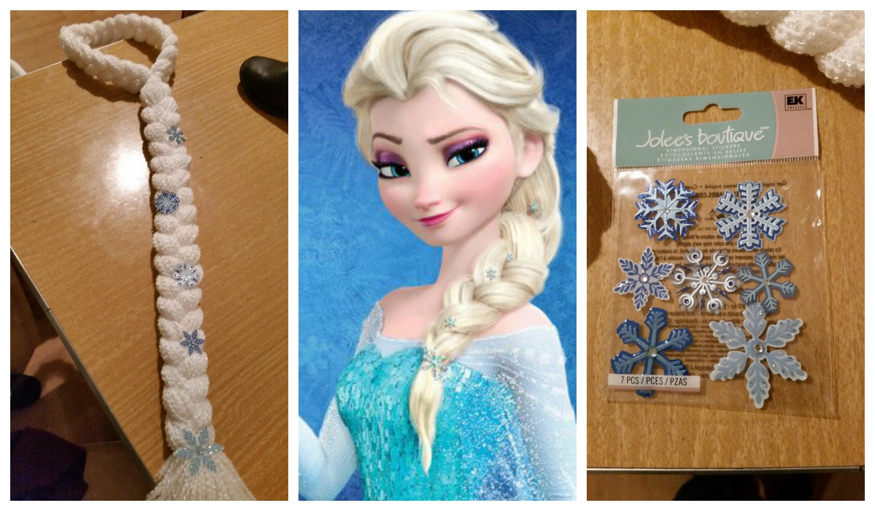 Our Diy Frozen Halloween Family Costume How To Thinker Mommy