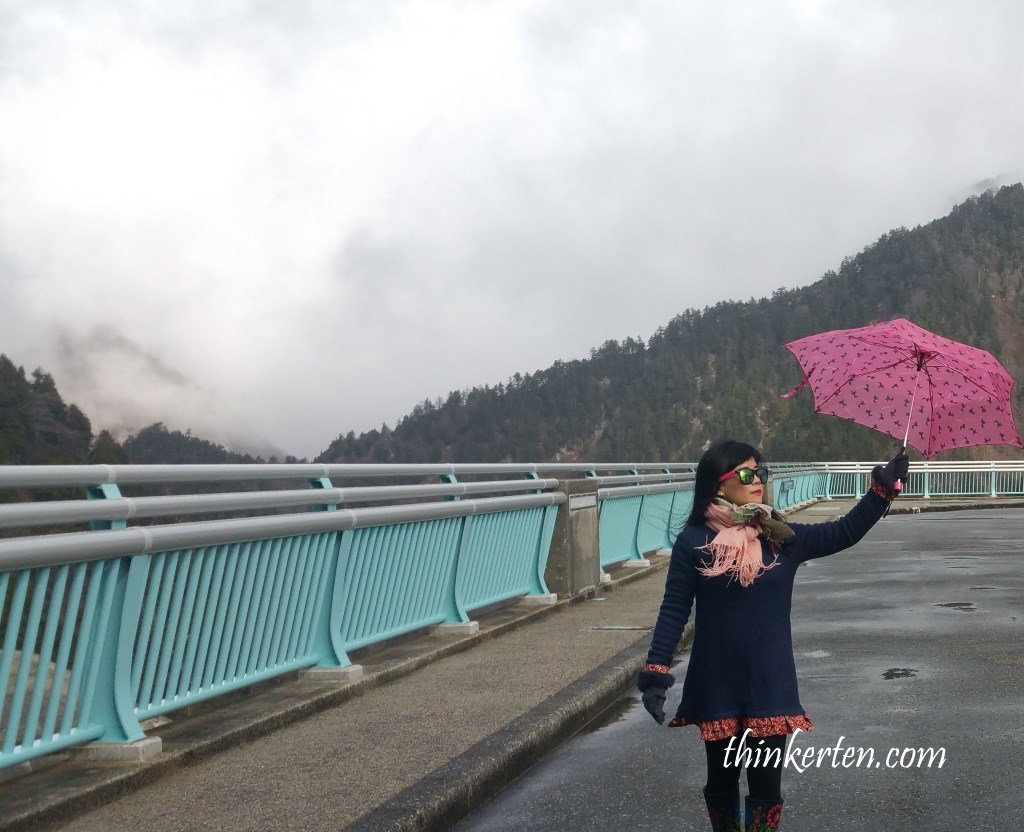 the 186 meter tall kurobe dam is especially spectacular when it discharges  water between late june and mid october and it is also the tallest dam in  japan