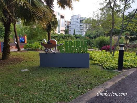 Edible Garden Hortpark