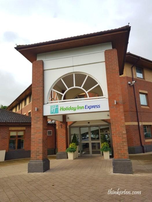Holiday Inn Express Warwick England