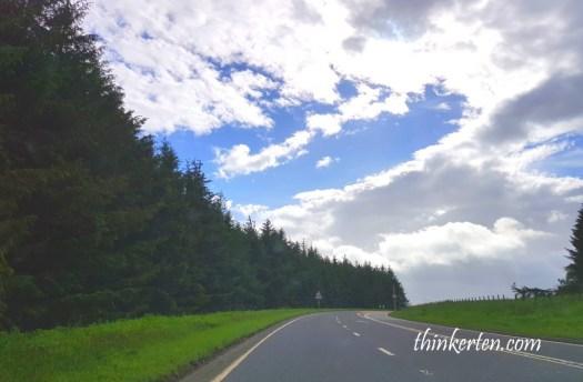 English-Scottish Border