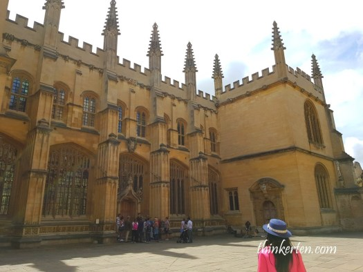 Bodleian Library Oxford