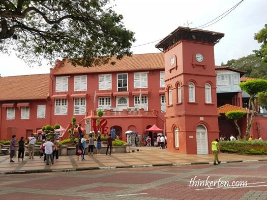 The Stadthuys Melaka