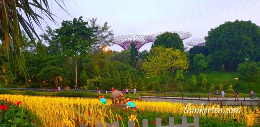 Mid Autumn @ Garden By The Bay