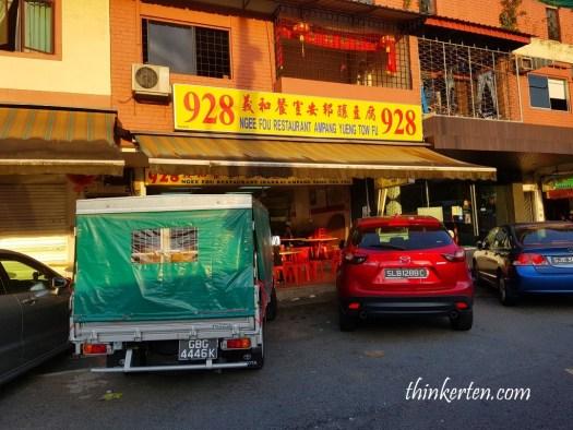928 Ngee Fou Ampang Yueng Tow Fu