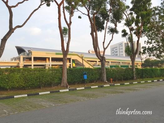 Tuas Link MRT Raffles Marina