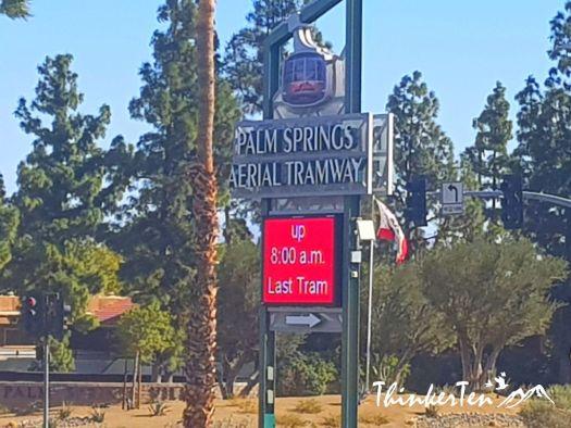 Palm Springs Aerial Tramride