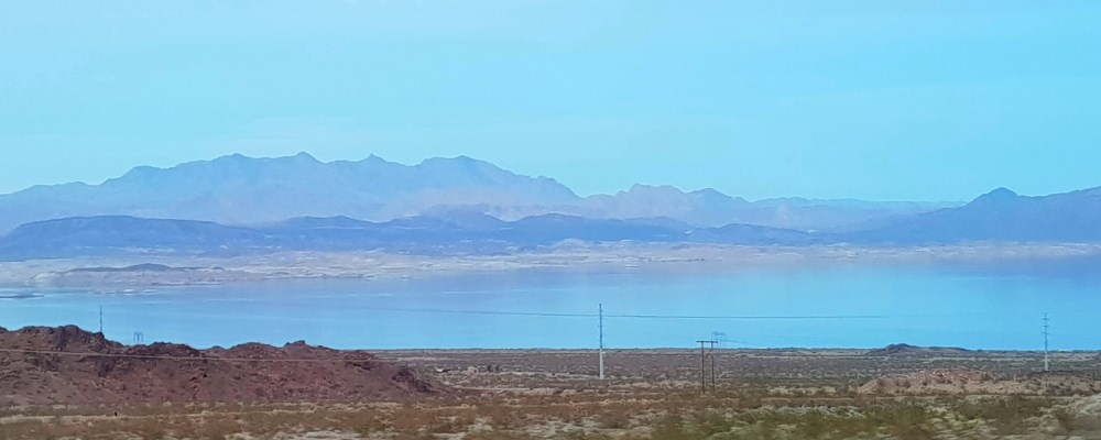 Oasis in the Desert - Lake Mead & Hoover Dam at Nevada State, US Self Drive