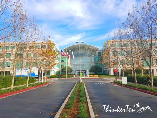 Apple Campus @ One Infinite Loop - Silicon Valley Tech Tour