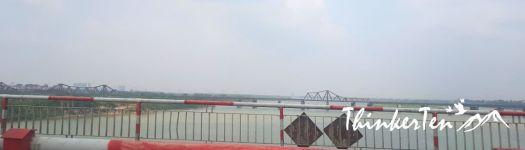 Iconic Long Bien Bridge
