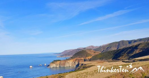 USA Road Trip - California : Big Sur Drive, The World Most Scenic Drive!