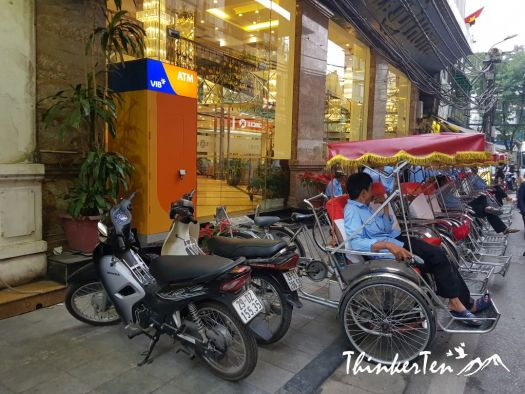 Vietnam Hanoi Hotel Review : May De Ville Old Quarter Hotel