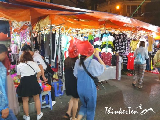 Vietnam : Hanoi Night Market & The 3 Unusual Vietnamese Traits I Discovered During My Stay In Hanoi!