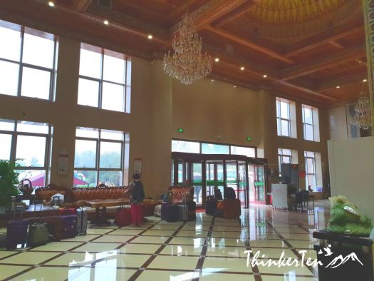 China Silk Road : Xinjiang - Turpan Hotel Review : Maxirap le Grand Large Hotel & Xinjiang Food Review