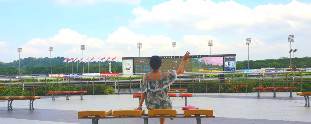 Experience Horse Racing at Singapore Turf Club - Kranji Racecourse in Singapore Way!
