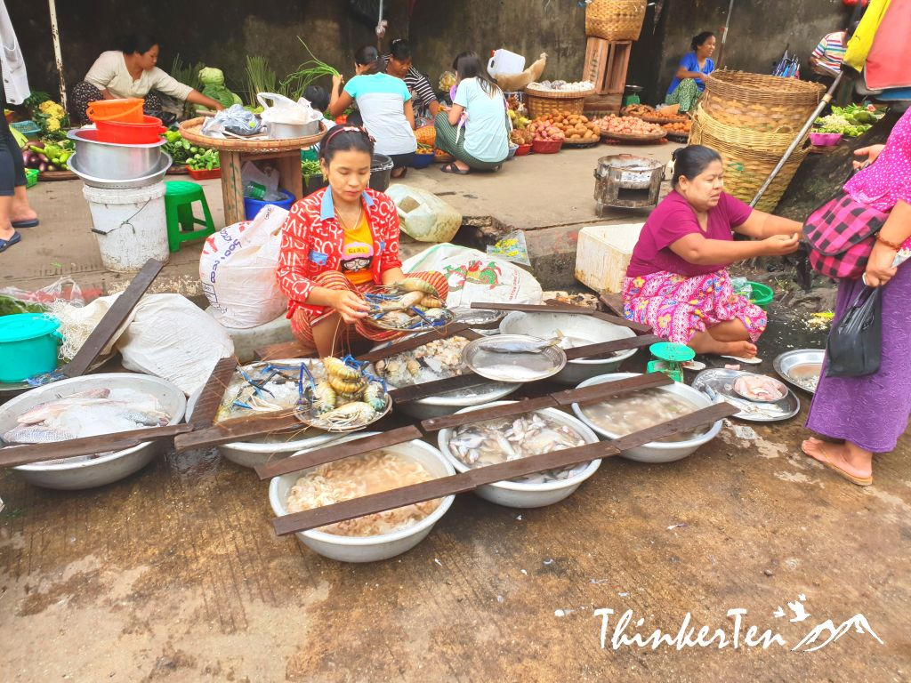 """Free & Easy Myanmar Itinerary : """"Mingalabar"""" for Yangon & Bago – Top Places to Visit!"""