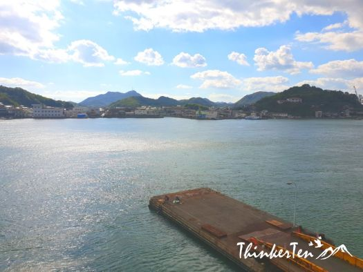 Japan Southwest Honshu / Chugoku : Cat Alley of Onomichi Town, Hiroshima