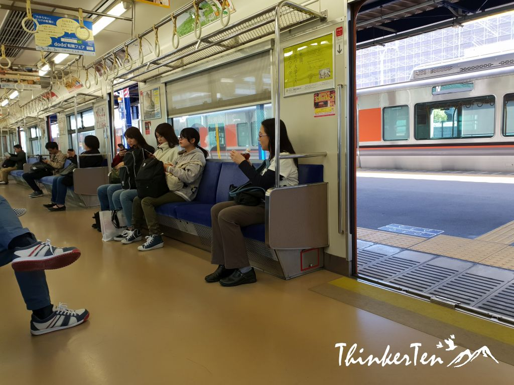 Osaka Japan Train Guide - My observation and experience with JR and Subway Metro