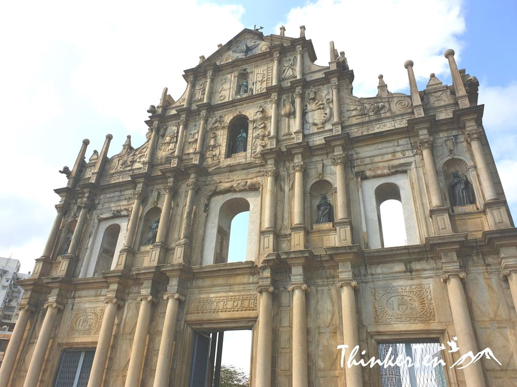 Top things to do in Ruins of St. Paul's Macau