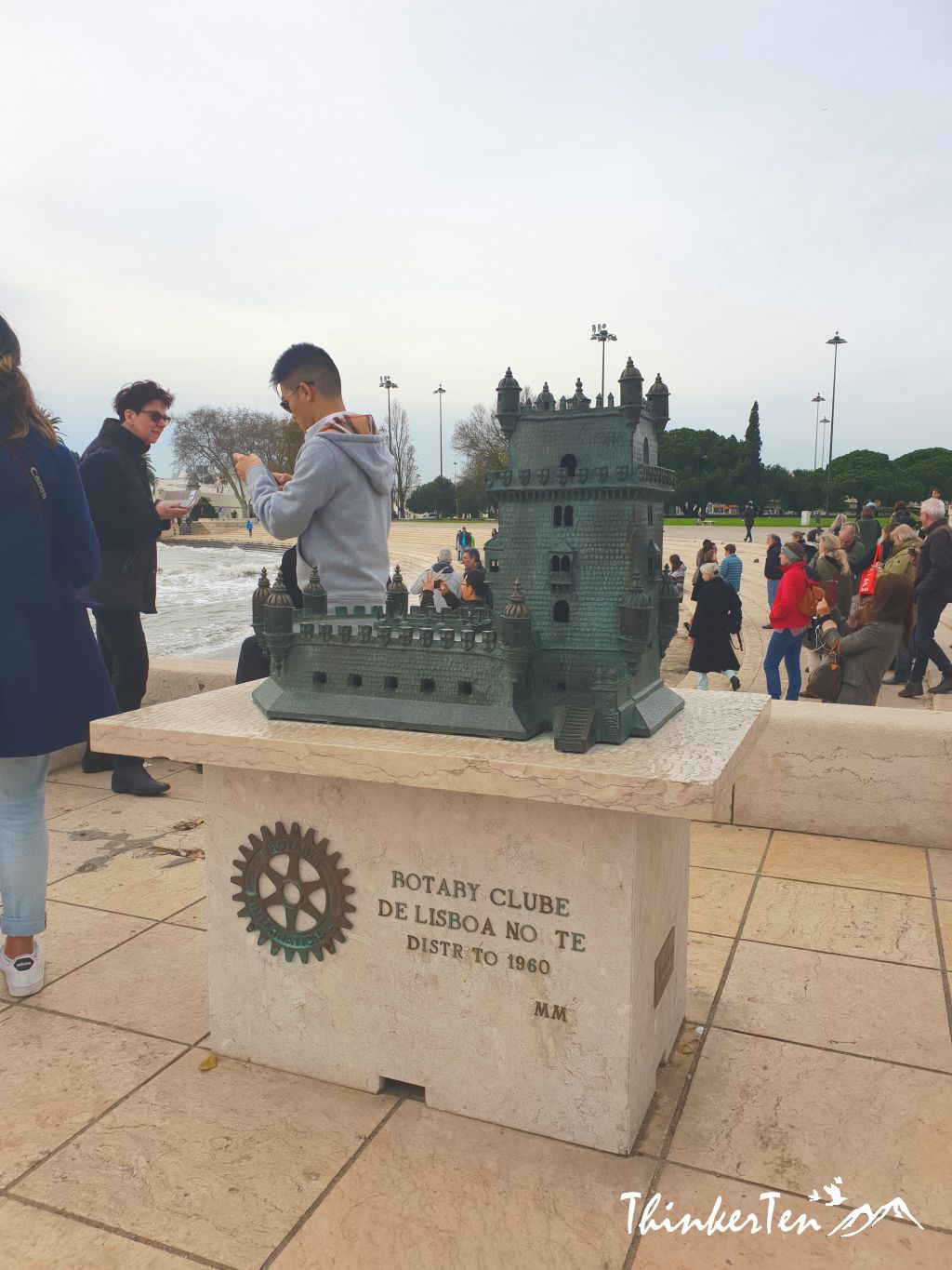 Portugal Lisbon : Learn about Portuguese Sea Power Through Belem Tower & Monument to the Discoveries