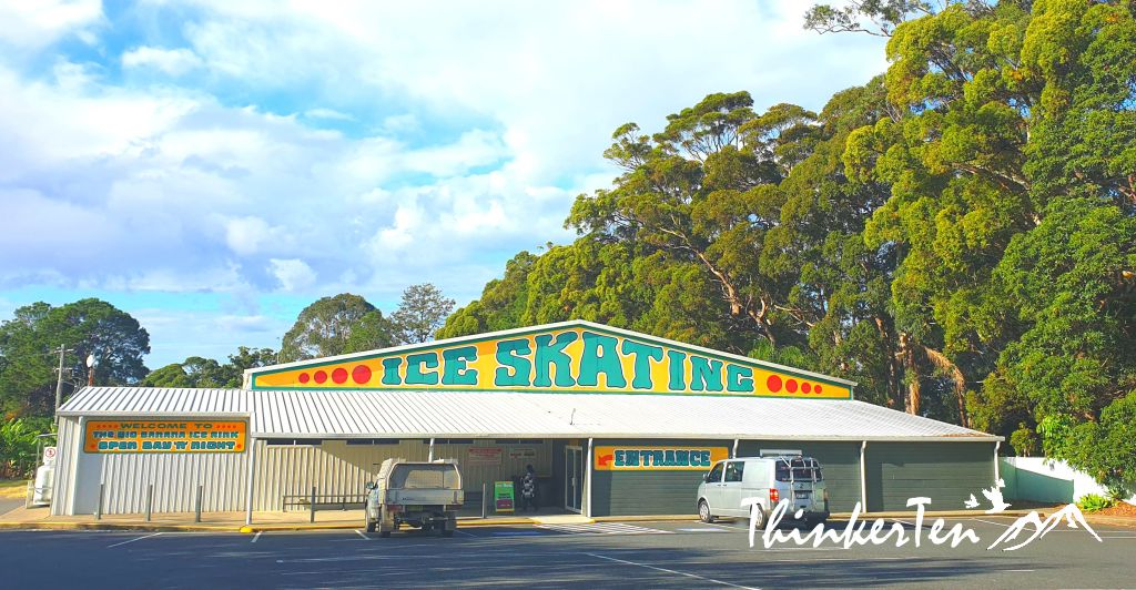 Australia's Big Things : Big Banana in Coffs Harbour NSW