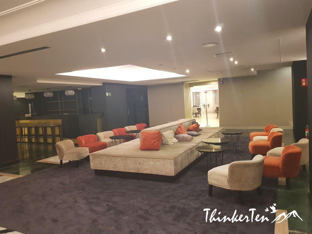 Spain, Valencia : Eurostars Rey Don Jaime Hotel Review