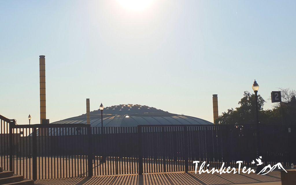 Olympic Stadium Barcelona, Spain