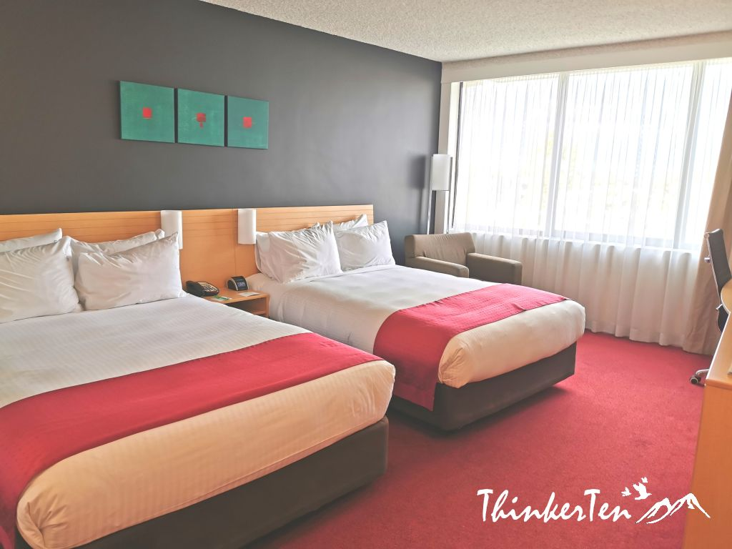 Holiday Inn Melbourne Airport Review