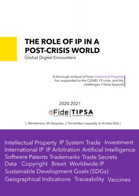 Il ruolo della PI in un mondo post-crisi - 1st Global Digital Encounters GDE Annual Report Immagine di copertina HI DEF v1