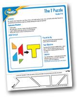 Brainteasers - T Puzzle