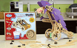Maker Studio Media Center Kids Image