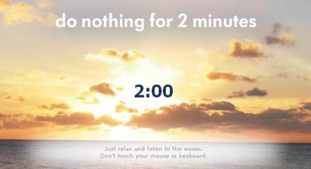 Do-Nothing-for-2-Minutes