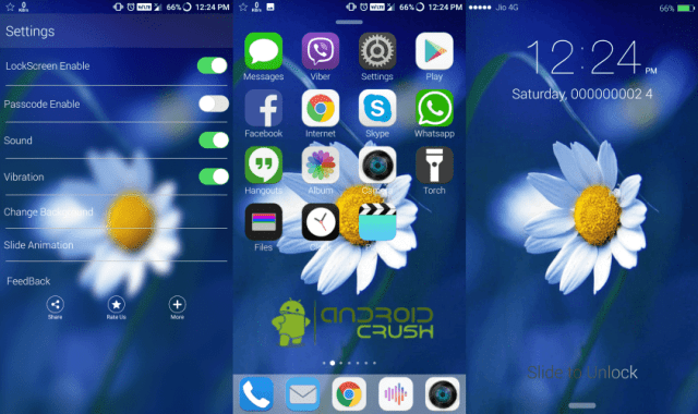 launcher for iphone 7