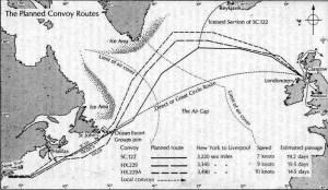 Convoy-Routes