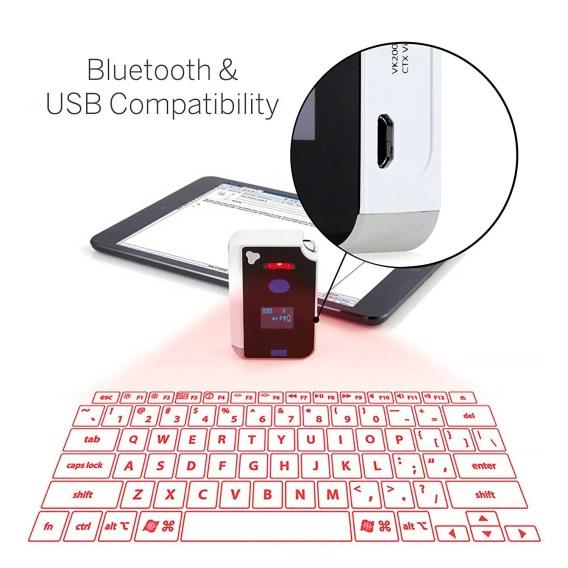 Laser Projection Keyboard 9709524