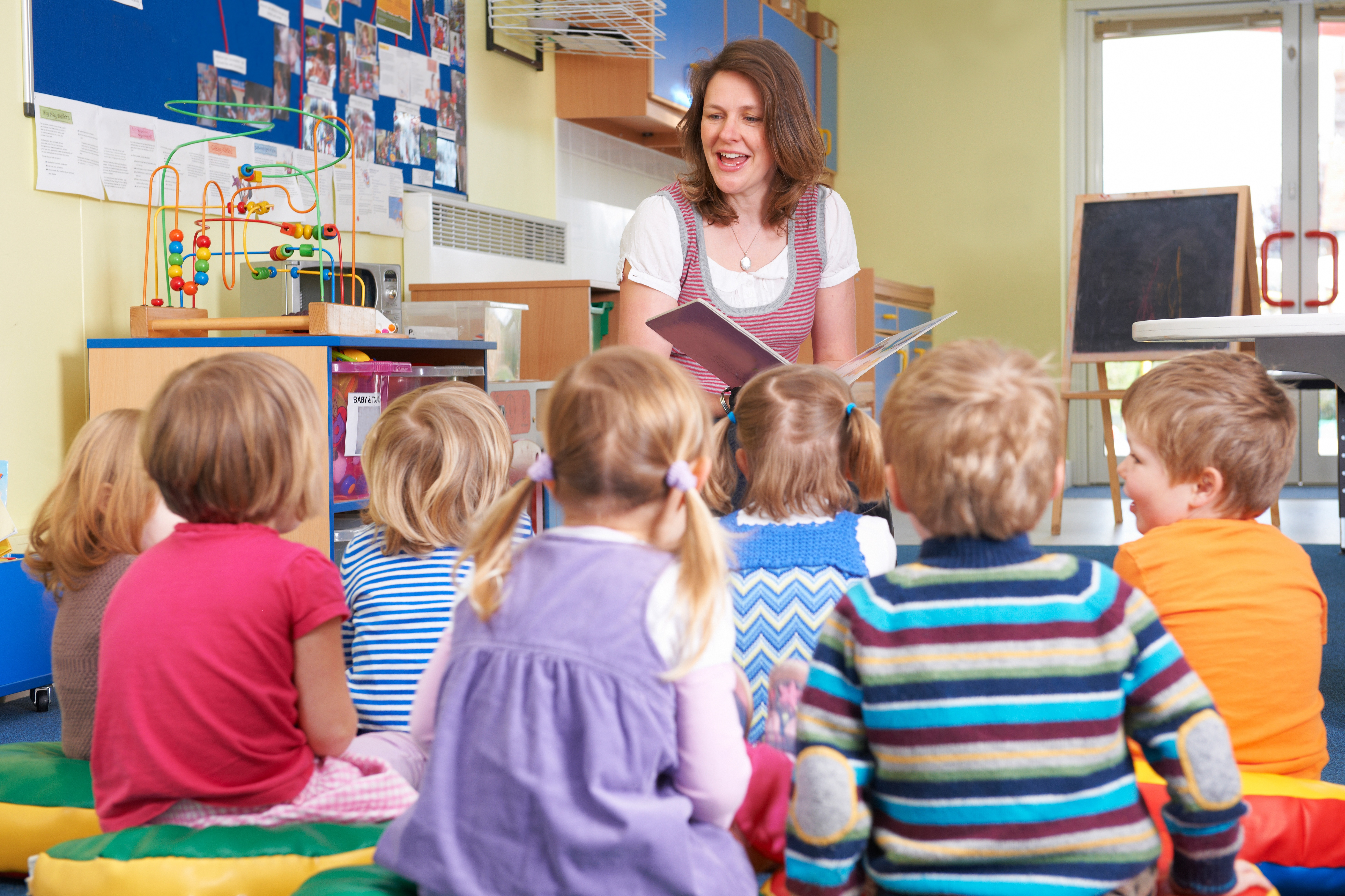 Early Childhood Classroom Schedules And Routines
