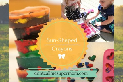 sun-shaped-crayons