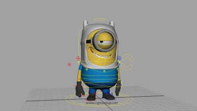 CG Meetup Minion Rig