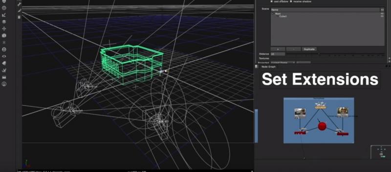 Advanced Compositing – NUKE 8 – Thinking Animation