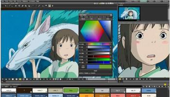 Line Art Software Free Download : Storyboarder u2013 free storyboard software thinking animation