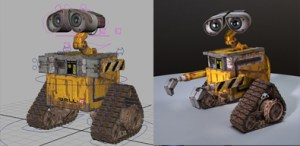 wallE Rig