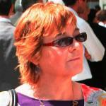 Anne Wareham, portrait copyright Charles Hawes