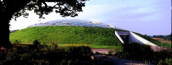National Botanic garden of Wales Glasshouse copyright Charles Hawes