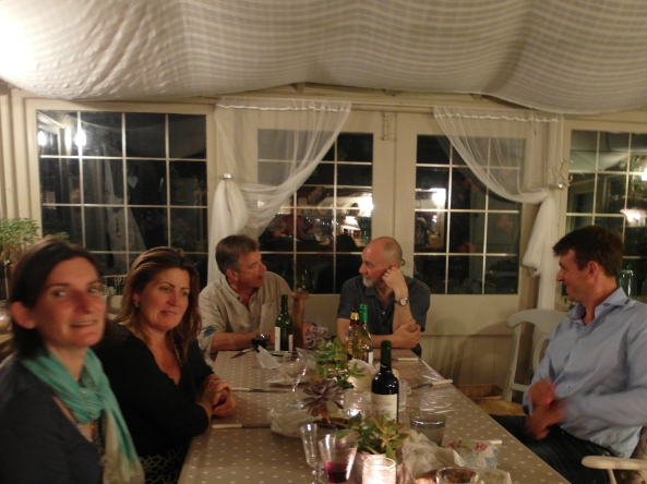 Herefordshire Horticultural Hub evening.