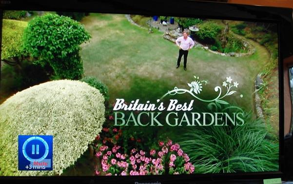 Britains Best back Gardens 1