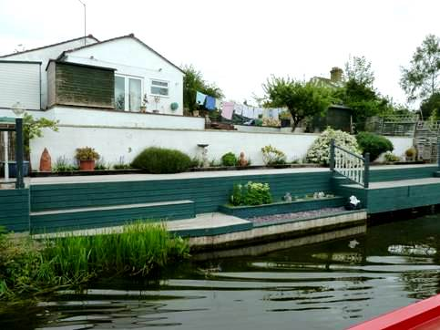 .A plethora of decking, Messing about in boats, copyright Cherie Southgate